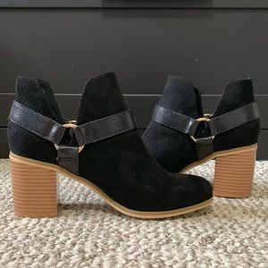 Topshop ankle booties